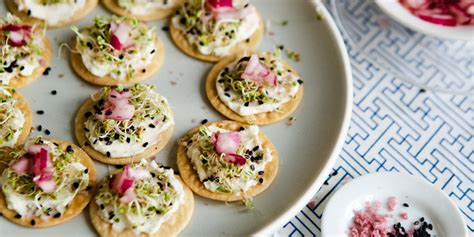 mini canape ideas 27 gorgeous celebratory canapé recipes huffpost