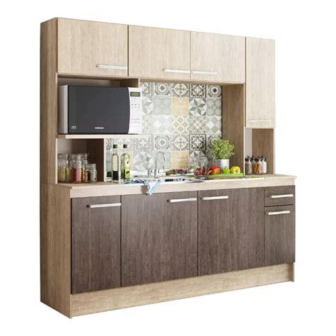 kit mueble cocina  puertas  cajon freijo