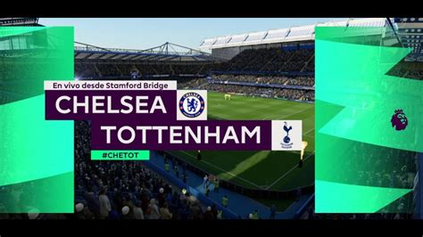 FIFA 20 - Chelsea vs Tottenham Hotspur 22/02/2020 ...
