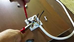 Elektroherd Anschließen Kosten : teil 2 elektroherd anschluss 230 v mit einer phase youtube ~ Markanthonyermac.com Haus und Dekorationen