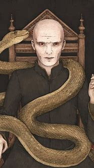 Things you may not have noticed about Lord Voldemort ...