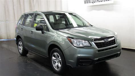 Forester Awd by 2017 Subaru Forester Awd Quirk Works Subaru