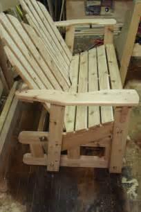 woodwork glider rocker bench plans pdf plans