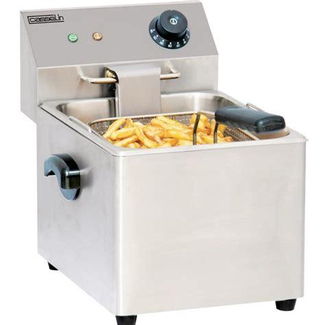 friteuse et cuisine friteuse électrique professionnelle 8l friteuses