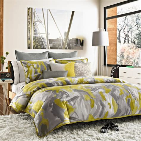 kenneth cole reaction bedding kenneth cole reaction home swirl duvet cover