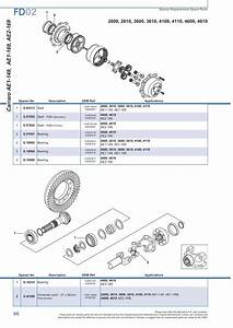 Ford Front Axle  Page 72