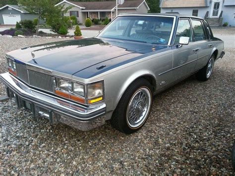 79 Cadillac Seville For Sale by 1979 Cadillac Seville For Sale From Hemmings