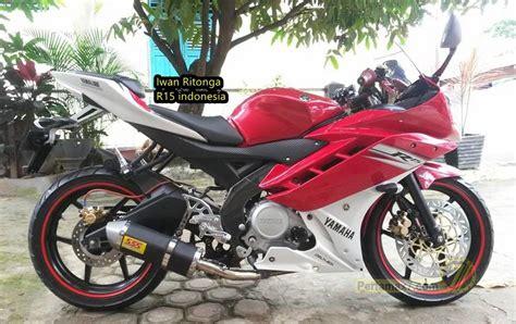 Modifikasi R 15 by Yamaha Vixion Modip Fairing Yamaha R15 Malah Sering Dikira