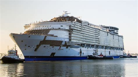 Is Bigger Safer? Worldu2019s Largest Cruise Ship Sets Sail ...