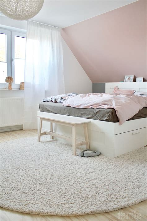 schlafzimmer ideen rosa grau fam z schlafzimmer ros 233 grau wei 223 decoration
