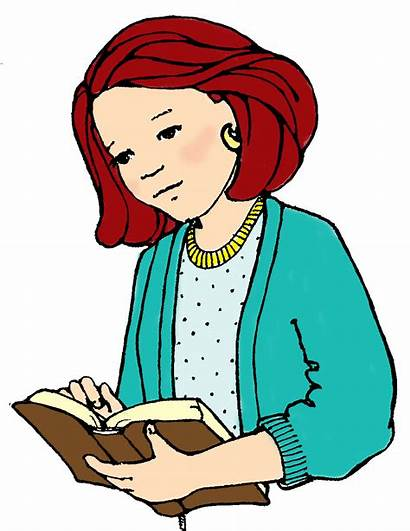 Clipart Woman Reading Clipartix Personal Projects Designs