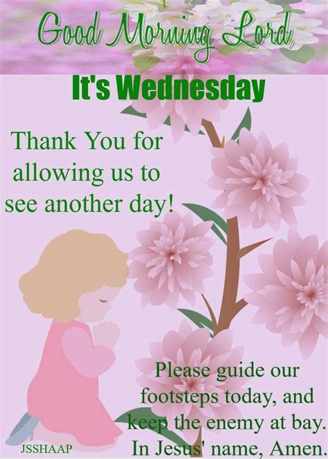 wednesday blessings fit  fun