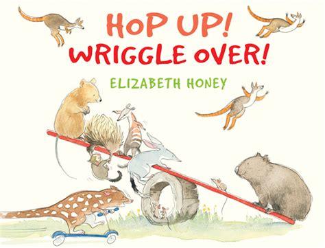 hop up wriggle the big book club