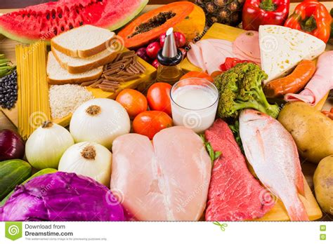different types of foods stock photo image of balanced 70679102