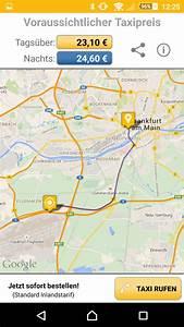 Taxifahrt Berechnen : taxi rechner android apps auf google play ~ Themetempest.com Abrechnung