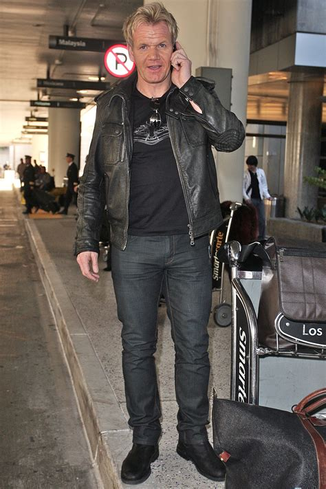 david beckham  gordon ramsay  lax