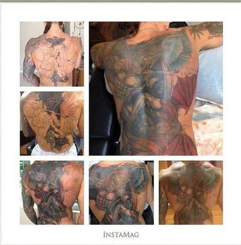 leland chapman  wife tattoos smoking body facts