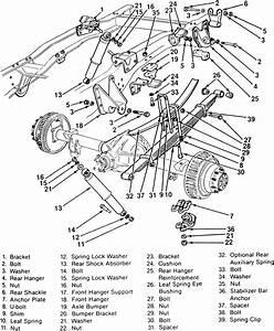 Gm 14 Bolt Rear End Diagram