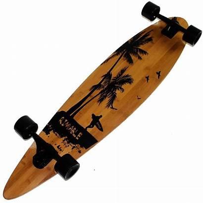 Pintail Longboard Longboards Bamboo Inch Beach Cruiser