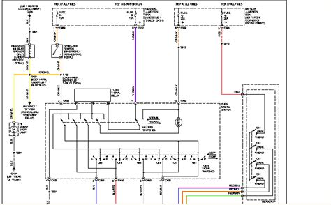 2003 Contour Wiring Diagram by I Need A Fuse Diagram For A 1999 Ford Contour My Turn