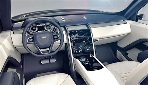 range rover interior 2017 2017 land rover discovery 5 redesign sport price release