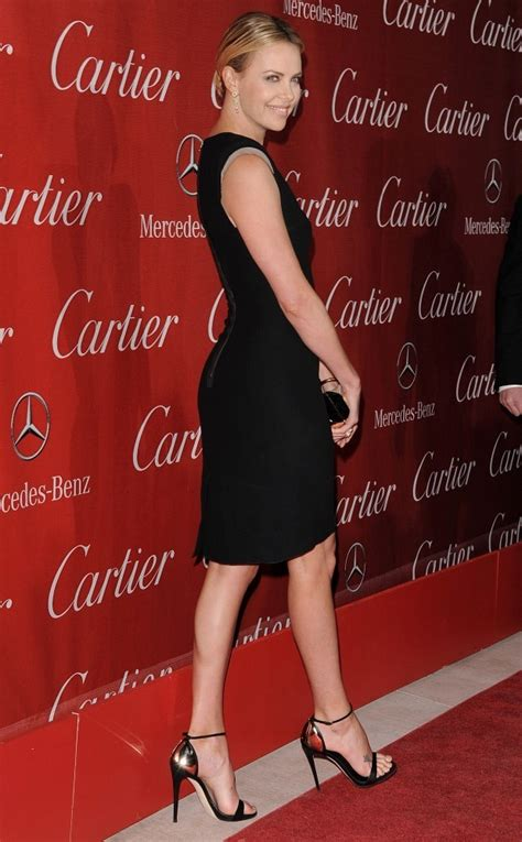 charlize theron strappy sandals charlize theron