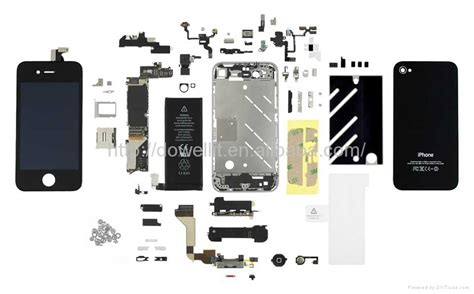 iphone 4s parts factory supply for iphone 4s parts dw i4s dw china
