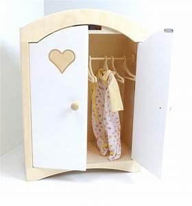 Gewicht Von Holz Berechnen : puppenkleiderschrank inkl 5 kleiderb geln material holz farbe natur weiss ma e 44 5 x ~ Themetempest.com Abrechnung
