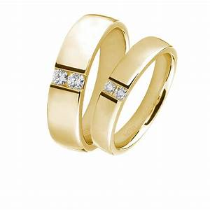 Bride and groom matching wedding bands bride groom for Matching wedding rings for bride and groom