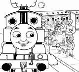 Train Coloring Thomas Pages Printable Passenger Drawing Christmas Colouring Boys Lower Tank Coloringpagesfortoddlers Birthday Activity Friends James Coal Getcolorings Outside sketch template