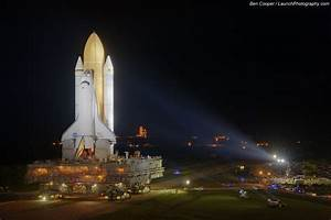 APOD: 2011 June 20 - Last Roll Out of a NASA Space Shuttle