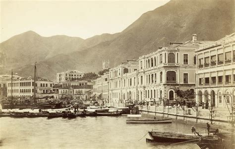 Victoria Harbour: A history of Hong Kong's famous waterway