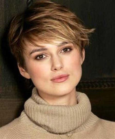 flattering haircuts for faces wavy pixie cuts hairstyles 2017 2018 most 3140