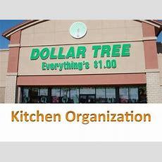 Dollar Tree Kitchen Organization!  Youtube