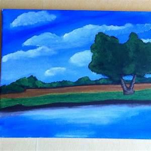 Dreiteilige Bilder Auf Leinwand : wie findet ihr dieses bild auf leinwand mit acryl kunst malen ~ Orissabook.com Haus und Dekorationen
