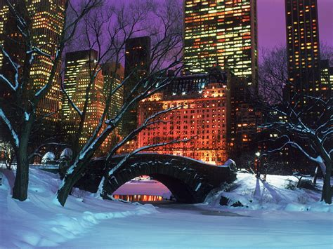 christmas in central park back drops for santa pics in new york city of the city