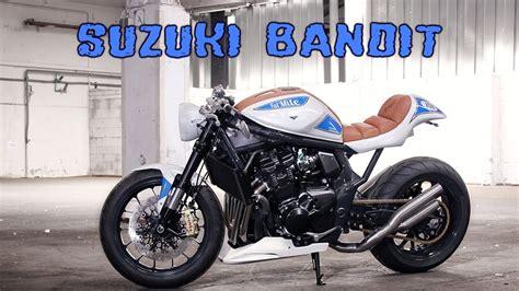 Suzuki Bandit 600 Cafe Racer Kit