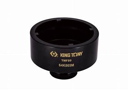 Socket Tony King Locknut Internal Km