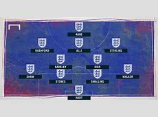 England XI 2018 Goalcom