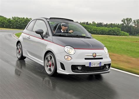 fiat  abarth  drives reviews auto express