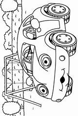Cars Fun Coloring Pages sketch template