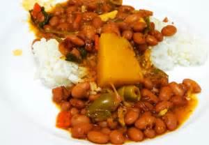 Puerto Rican Habichuelas Beans