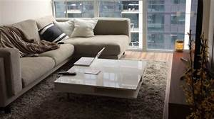 Ikea tofteryd coffee table white new coffee tables for Sectional sofa kijiji brampton