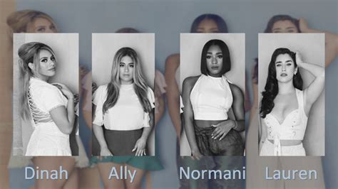 How Would Fifth Harmony Sing Camila Cabello Real