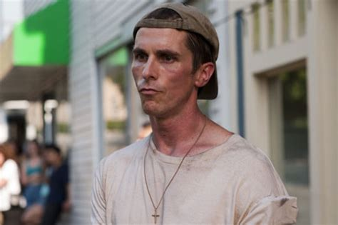 Christian Bale Looks Almost Unrecognizable After Putting