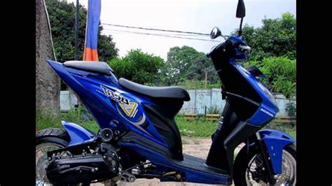 Modifikasi Motor Beat 2016 by Variasi Modifikasi Motor Honda Beat Terbaru 2016