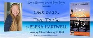 Varietats: One Dead Two To Go by Elena Hartwell - Great ...