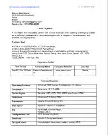 java experience resume format doc experience on a resume template resume builder