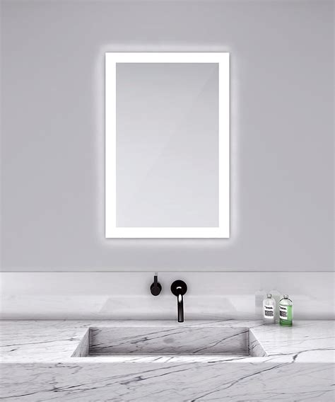 Best Lighting For Bathroom Mirror by Best Bathroom Mirrors With Lights Ideas On