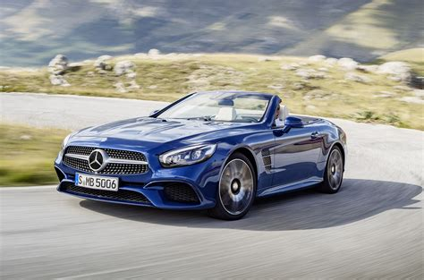 car mercedes 2017 2017 mercedes benz sl class review ratings specs prices